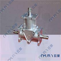 ARA2-1:1-1-LR上海T型转向箱螺旋锥齿轮换向器
