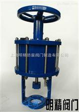 ZS系列ZS带弹簧复位气动活塞式执行器