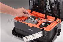 兄弟PT-E800TK接电脑带键盘标签机