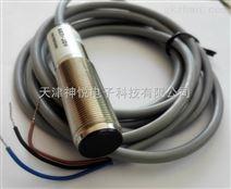 sen-joy天津神悦PM18DPA800圆柱型漫反射光电开关检测黑色物体