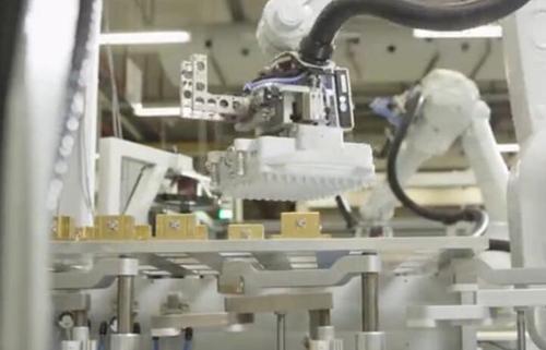 华为工业4.0智能工厂
