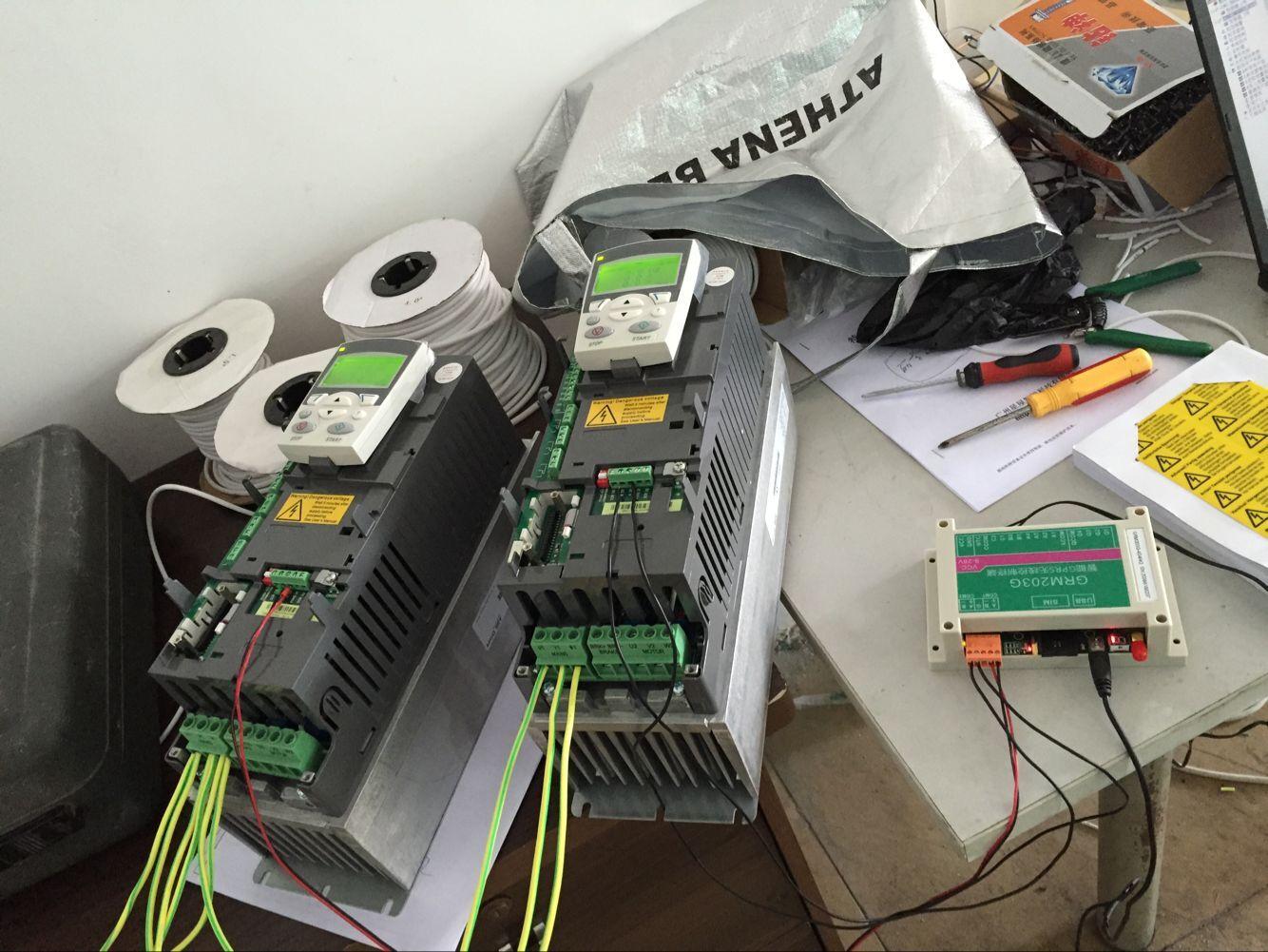 水泵电流电压远程监控短信报警器, 短信控制器