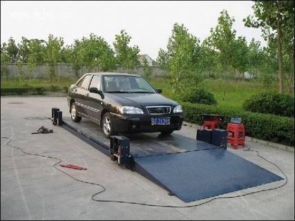 电子汽车衡