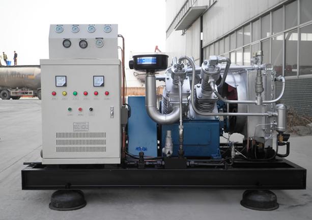 l30/5型空气压缩机启动方式为星三角降压启动;在星形