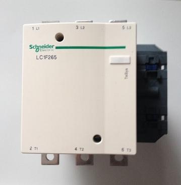 施耐德交流接触器lc1-f265