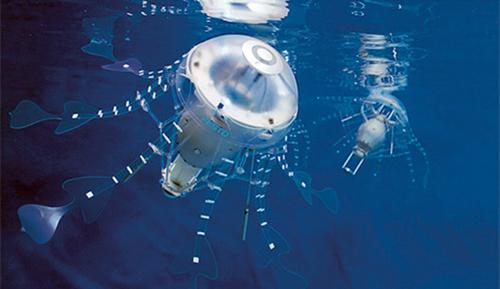 海底AI革命一鸣惊人 探访水下机器人 黑科技