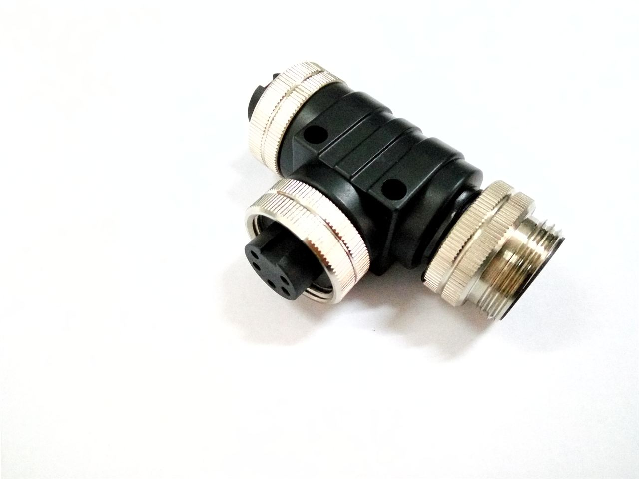 DeviceNet总线电缆主干线三通分支节点