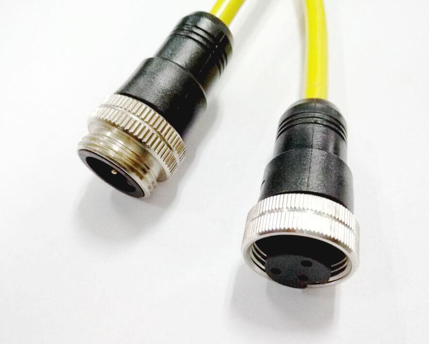 DeviceNet总线电缆粗主干线连接器系统