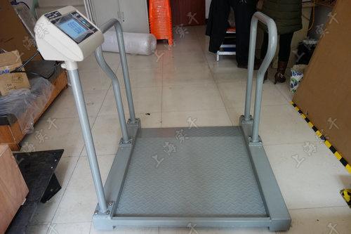 残疾人轮椅体重秤