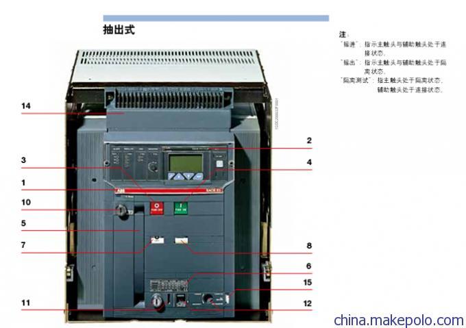 高品质的服务、 对技术和产品的高标准、严要求而著称,只有达到世界先进水平的技术和产品才能够确保地铁线路的可靠和高效运行。厦门ABB低压电器设备有限公司能够在激烈的竞争中脱颖而出,陆续获得深圳、北京和广州地铁项目的大额订单,清楚地表明了其技术的先进、解决方案的完善、服务的优质以及丰富的熟悉地铁行业经验,已经充分赢得了客户的信任。作为致力于为工业和电力行业客户提供解决方案,以帮助客户提高业绩,同时降低对环境的不良影响而著称的知名电气工业企业,其生产的MNS低压开关柜具有运行安全可靠、操作维修方便、配置方案紧