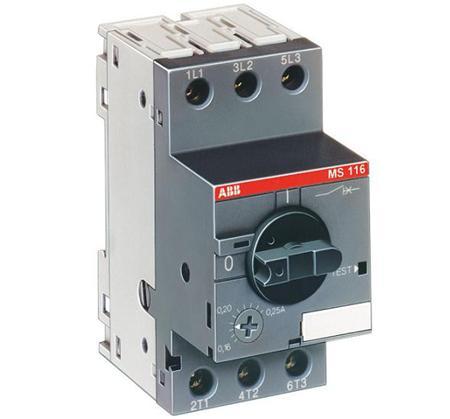 ms495适用于大型电动机保护, 最高可达5 kw (400 v) / 100 a宽 75