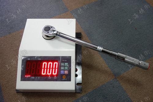 非标定制扭矩扳手标定仪图片
