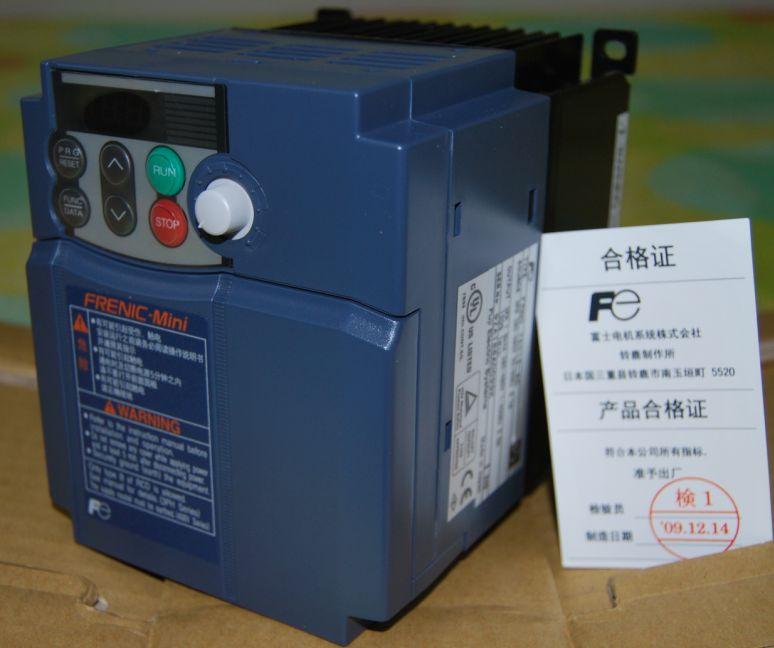 富士变频器frn5.5g11s-4cx