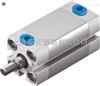 技术参数FESTO紧凑型气缸,FESTO气缸ADNP-20-25-A-P-A-QS-4
